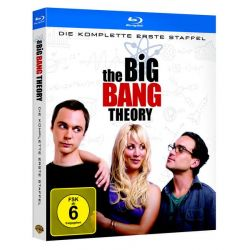 The Big Bang Theory - Staffel 1 [2 BRs] - Johnny Galecki, Jim Parsons, Kaley Cuoco-Sweeting, Simon Helberg, Kunal Nayyar Filmy