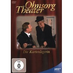 Ohnsorg Theater - Die Kartenlegerin - Freddy Quinn, Heidi Kabel, Henry Vahl, Jochen Schenck, Erna Raupach-Petersen Filmy