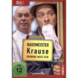 Hausmeister Krause - Staffel 7 [2 DVDs] - Tom Gerhardt, Axel Stein, Janine Kunze Filmy