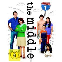 The Middle - Staffel 1 [3 DVDs] - Patricia Heaton, Neil Flynn, Charlie McDermott, Eden Sher, Atticus Shaffer Filmy