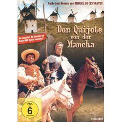 Don Quijote von der Mancha [2 DVDs] - Josef Meinrad, Roger Carrel Płyty DVD