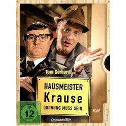 Hausmeister Krause - Staffel 5 [2 DVDs] - Tom Gerhardt, Axel Stein, Janine Kunze, Irene Schwarz Płyty DVD