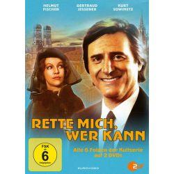 Rette mich, wer kann [2 DVDs] - Helmut Fischer, Kurt Sowinetz, Gertraud Jesserer, Gundi Ellert, Ilse Neubauer Płyty DVD
