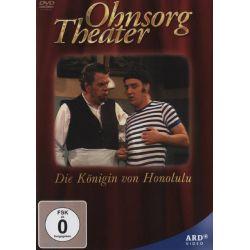 Ohnsorg Theater - Die Königin von Honolulu - Werner Riepel, Hilde Sicks, Heinz Lanker Płyty DVD