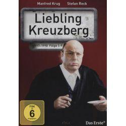Liebling Kreuzberg - Folge 01-09 [3 DVDs] - Manfred Krug, Stefan Reck, Corinna Genest, Anja Franke, Roswitha Schreiner Płyty DVD