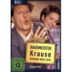 Hausmeister Krause - Staffel 4 [2 DVDs] - Tom Gerhardt, Axel Stein, Janine Kunze, Irene Schwarz Płyty DVD