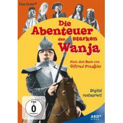Die Abenteuer des starken Wanja Płyty DVD