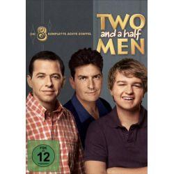 Two and a Half Men - Mein cooler Onkel Charlie - Staffel 8 [2 DVDs] - Charlie Sheen, Jon Cryer, Angus T. Jones, Marin Hinkle, Conchata Ferrell Płyty DVD