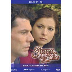 Sturm der Liebe - Staffel 09/Episoden 81-90 [3 DVDs] - Henriette Richter-Röhl, Gregory B. Waldis, Claudia Wenzel, Judith Hildebrandt, Dirk Galuba Płyty DVD