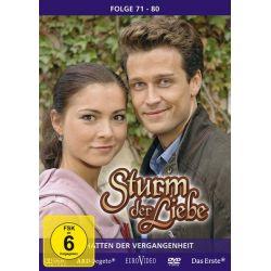 Sturm der Liebe - Staffel 08/Episoden 71-80 [3 DVDs] - Henriette Richter-Röhl, Wayne Carpendale, Gregory B. Waldis, Simone Heher, Claudia Wenzel Płyty DVD