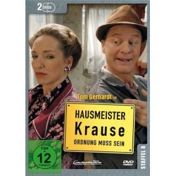Hausmeister Krause - Staffel 8 [2 DVDs] - Tom Gerhardt, Axel Stein, Janine Kunze Płyty DVD