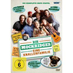 Die Mockridges - Eine Knallerfamilie - Staffel 1 - Luke Mockridge, Jeremy Mockridge, Bill Mockridge, Margie Kinsky, Anna Stieblich Płyty DVD