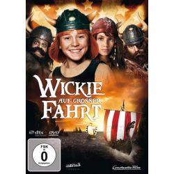 Wickie auf großer Fahrt - Waldemar Kobus, Christoph Maria Herbst, Jonas Hämmerle, Valeria Eisenbart, Nic Romm Płyty DVD