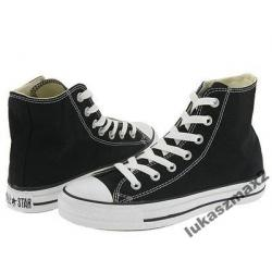 NOWE BUTY CONVERSE ALL START CT CZARNE 45 EUR Z US