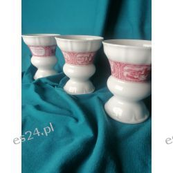 Porcelanowe kubki do czekolady Heinrich Antyki i Sztuka