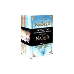Opowieści z Narnii tom 1-7 C.S. Lewis Media Rodzina Zagraniczne