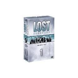 Lost zagubieni sezon I wydanie 5xDVD film bender