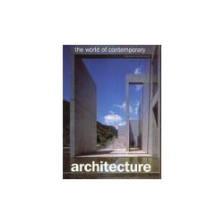 Architecture the world of contemporary  Anime