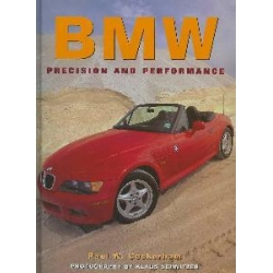 BMW Precision and performance Paul W. Cockerham Todtri Zagraniczne