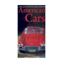 The Illustrated Directory of American Cars montgomery andrew  Kalendarze ścienne