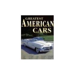 Greatest American Cars mueller mike KRAUSE PUBLICATIONS Kalendarze ścienne
