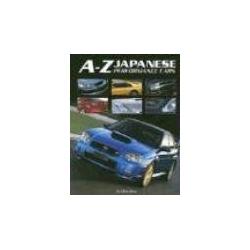 A-Z Japanese Performance Cars Rees Chris japońskie samochody motoryzacja japonii