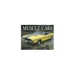 Muscle Cars Glastonbury Jim BOOKSALES INC Pozostałe