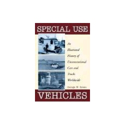 Special Use Vehicles An Illustrated History of Unconventional Cars and Trucks Worldwide Kalendarze ścienne
