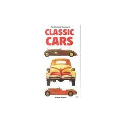 The Illustrated Directory of Classic Cars Bingham Robson Kalendarze ścienne