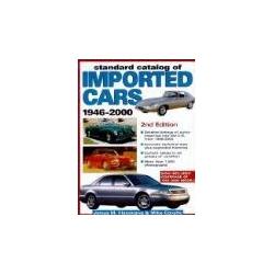 Standard Catalog of Imported Cars 1946-2002 Flammang album samochody Kalendarze ścienne