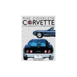 The Complete Corvette A Model-By-Model History of the American Sports Car Marynarka Wojenna