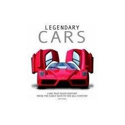 Legendary Cars Edsall Larry legendarne samochody Pozostałe
