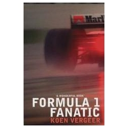 Formula One Fanatic Vergeer Koen BLOOMSBURY PUBLISHING album