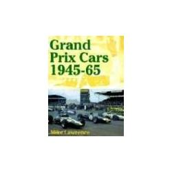 Grand Prix Cars 1945-1965 formula 1 Lawrence Mike Pozostałe