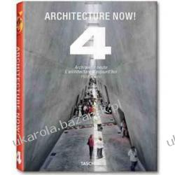 Architecture Now! 4 album architektura Philip Jodidio Taschen