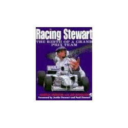 Racing Stewart The Birth of a Grand Prix Team album formula 1 Zagraniczne
