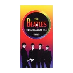 The Capitol Albums Vol. 1 the Beatles box album 4 CD Płyty kompaktowe