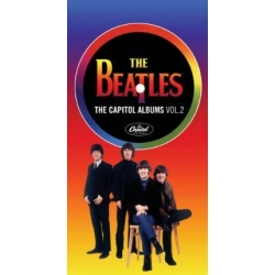 The Capitol Albums 2 the Beatles album box rock Muzyka i Instrumenty