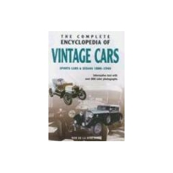 The Complete Encyclopedia of Vintage Cars: Sports Cars & Sedans 1886-1940 album  Marynarka Wojenna