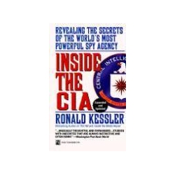 Inside the CIA Kessler Ronald CIA od środka most powerful spy agency