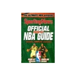 Official NBA Guide 2006-07 SPORTING NEWS the ultimate NBA almanac