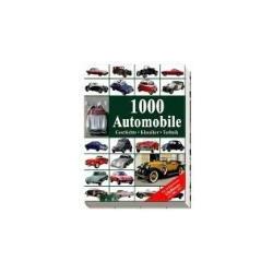 1000 Automobile Naumann und Goebel cars album samochody Kalendarze ścienne