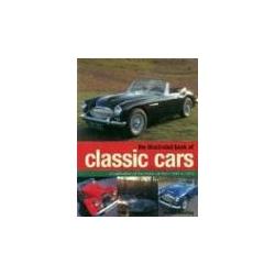 Illustrated Book of Classic Cars Buckley Martin Samochody
