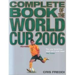 Complete Book of the World Cup 2006 Freddi Cris piłka nożna