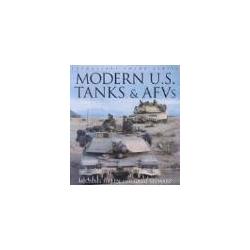 Modern U.S. Tanks & Afvs Green Michael Stewart Greg Marynarka Wojenna