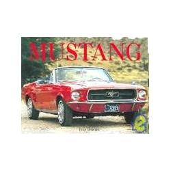 Mustang cars Henshaw Peter BOOKSALES INC Pozostałe