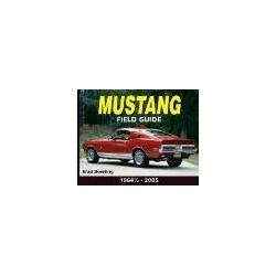 Mustang Field Guide Bowling Brad BOOKS AMERICANA