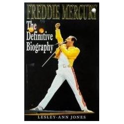 Freddie Mercury The Definitive Biography queen Jones Lesley Ann  Albumy i czasopisma