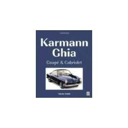 Karmann-Ghia Coupe & Cabriolet Bobbitt Malcolm Pozostałe