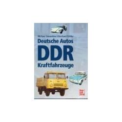 Deutsche Autos Alle Personenwagen und Nutzfahrzeuge der DDR  Kalendarze ścienne